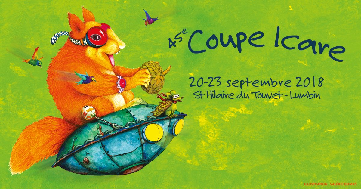 Coupe Icare 2018